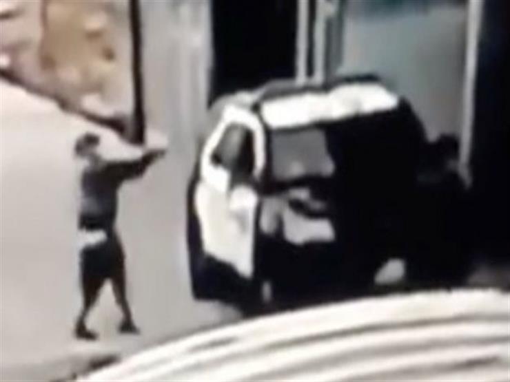 """إطلاق النار على ضابطين من شرطة لوس أنجليس في """"كمين"""""""