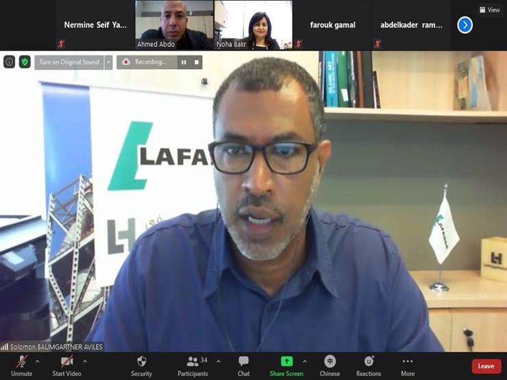 رئيس شركة لافارج مصر: قطاع الأسمنت على حافة الهاوية ولابد من تدخل حكومي سريع