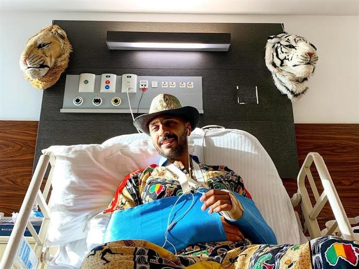 حسن أبو الروس يخضع لعملية جراحية