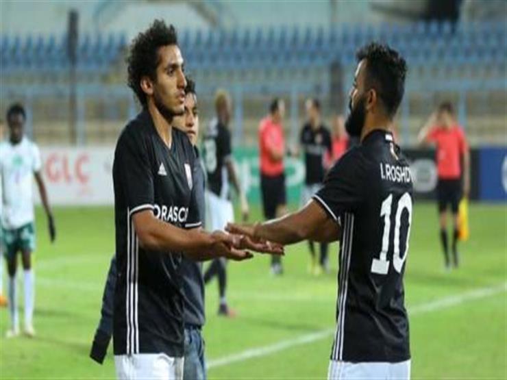 """مصدر لـ""""مصراوي"""": حمدي لم يوقع لبيراميدز.. ومن حق الأهلي 30% من قيمة الانتقال"""