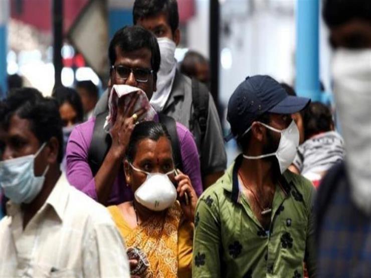 الهند تسجل قفزة جديدة في عدد الإصابات اليومية بفيروس كورونا