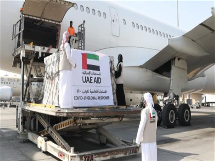الإمارات تقدم 16 طن مواد إغاثية لأهالي الساحل الغربي في اليمن