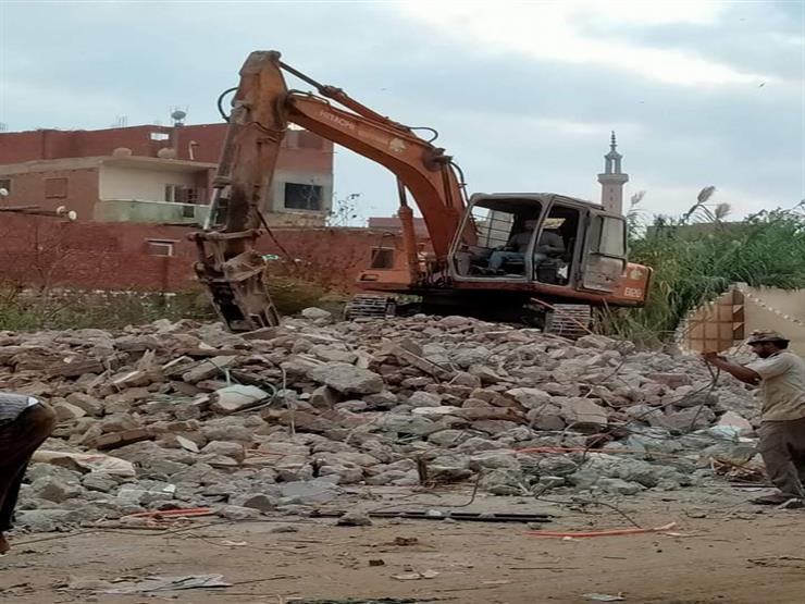 إزالة 263 حالة تعد على منافع النيل في أسبوع