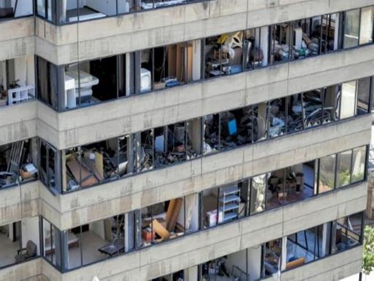 لبنان: البحث عن 9 مفقودين في انفجار بيروت.. ومسح 85744 وحدة متضررة