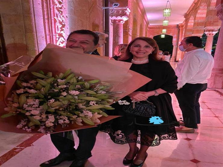 بعد فيروز.. ماجدة الرومي تلتقي الرئيس الفرنسي