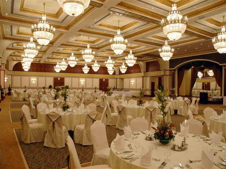 المنشآت الفندقية: 100 فندق جاهز للأفراح في الأماكن المفتوحة بالقاهرة والإسكندرية