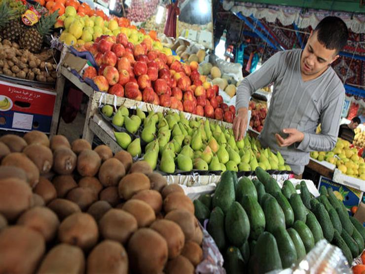 أسعار الخضر والفاكهة في سوق العبور اليوم الاثنين