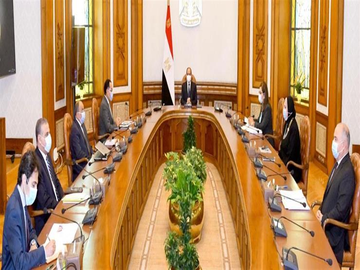 السيسي يوجّه بتقييم أداء جهود التنمية ونتائجها في صعيد مصر