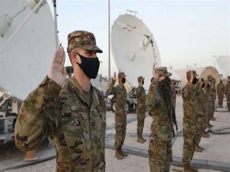 نشر عناصر القوات الفضائية الأمريكية في قطر بدلاً من الفضاء