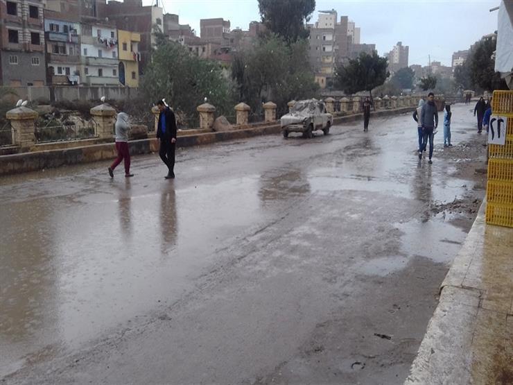بينها القاهرة.. هيئة الأرصاد تحدد 11 منطقة تسقط عليها الأمطار بداية من الغد