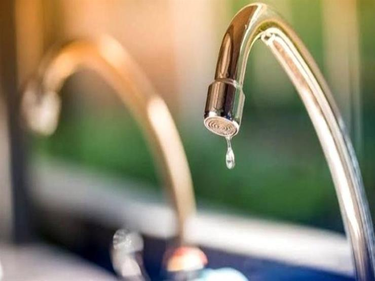 اليوم.. قطع المياه عن عدة مناطق بالجيزة 8 ساعات