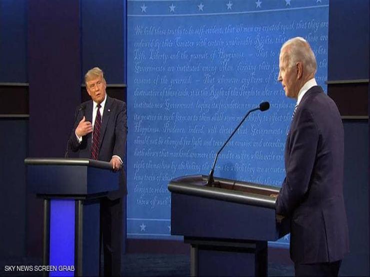 ترامب: بايدن انتفع من منصبه السابق.. والأخير: أنت دمية بيد بوتين