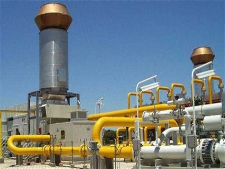 مصدر يتوقع خفض سعر الغاز الطبيعي للقطاع الصناعي خلال الشهر الحالي
