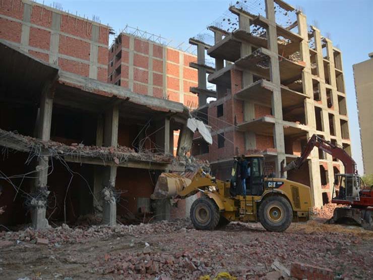 رئيس جهاز الشروق: تلقينا  1800 طلب تصالح على مخالفات البناء بالمدينة