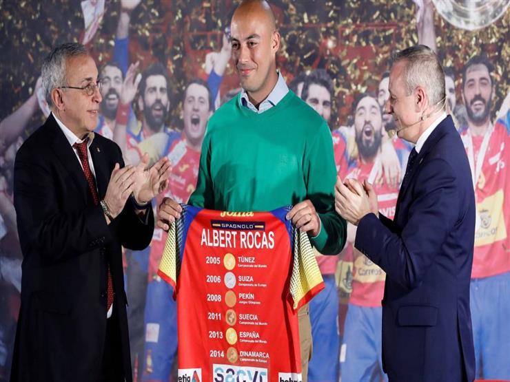 كرة يد.. نجم إسبانيا يتحدث لمصراوي عن.. 3 إيجابيات لمصر قبل المونديال.. وهيمنة الأحمر