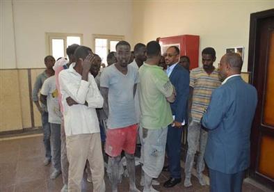 وكالة: حظر السفر لأمريكا يقضي على أحلام عشرات السودانيين في مصر