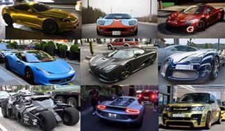 بالصور . . أشهر 40 سيارة خليجية على مستوى العالم (1)