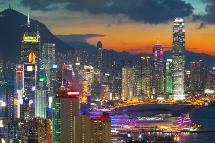 Гонконг: هونغ كونغ ~ ••