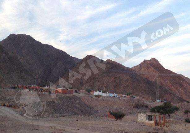 وحدات صغيرة للمتضررين من بدو سيناء