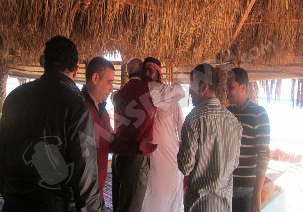 أهالي سيناء يُرحبون بالوفد الإعلامي
