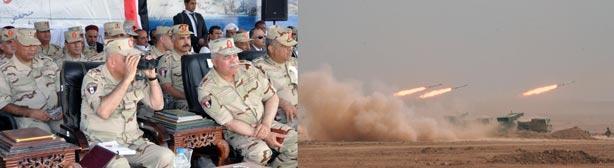 نتيجة بحث الصور عن وزير الدفاع  الفريق أول صدقى صبحى،  يشهد مناورة بالذخيرة الحية