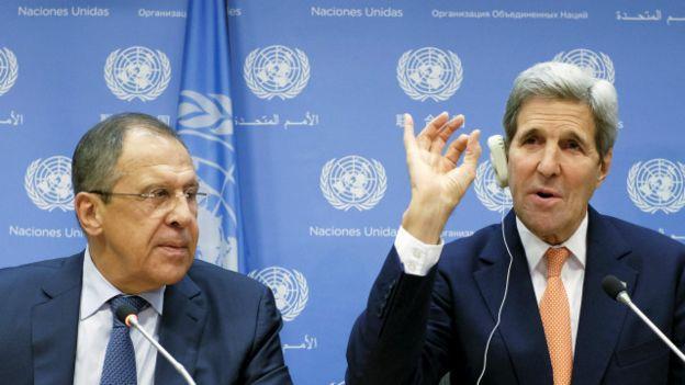 الولايات المتحدة وروسيا على طرفي نقيض بشأن الأزمة السورية3