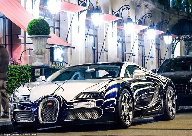 بالصور.. أشهر السيارات التي يمتلكها أثرياء السعودية