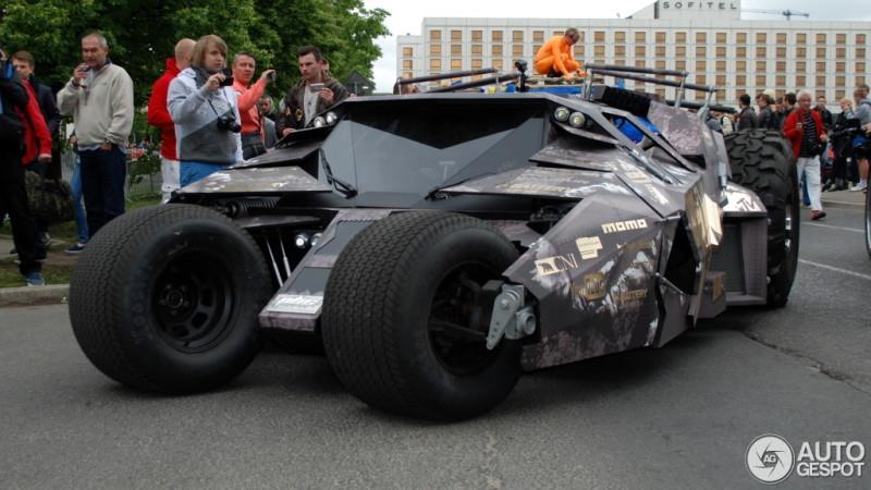 سيارة بات مان