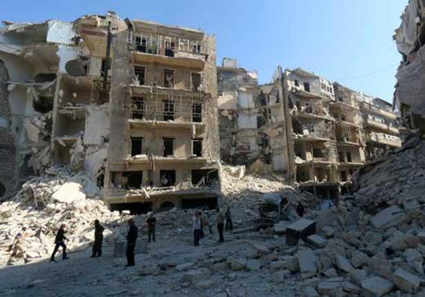 تنفى دمشق استخدام البراميل المتفجرة مع أن نشطاء يقولون إنهم وثقوا استخدام القوات الحكومية لها على نطاق واسع.