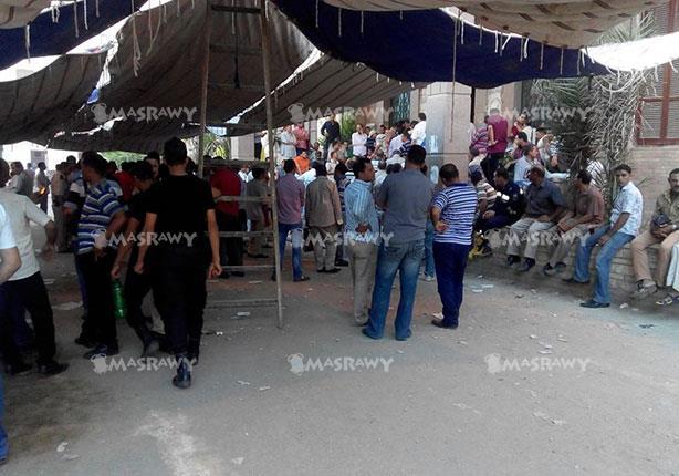 إعتصام أمناء شرطة الشرقية