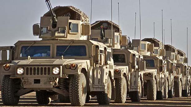 Saudi-army