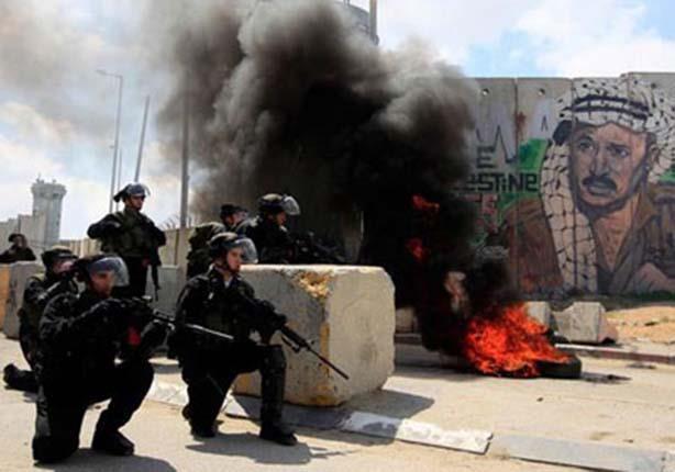 مصادمات الاحتلال والفلسطينيين