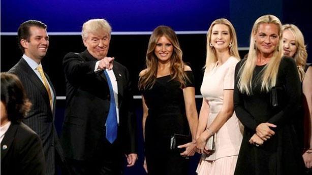 أسرة ترامب