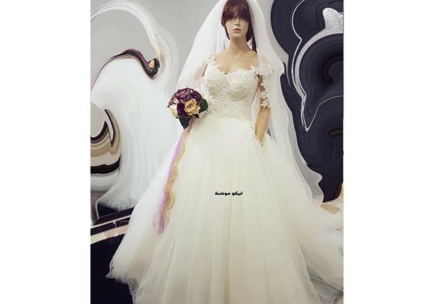 4ae9c097a376d من فستان زفاف.. قصة نجاح