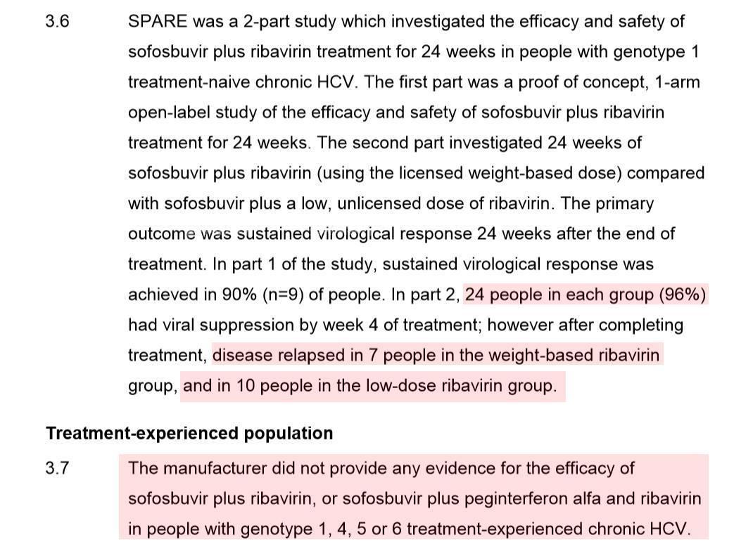 دراسة spare توضح نسبة الأنتكاسة في العلاج الثنائي والثلاثي وصلت الى 30_40%
