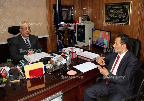 لقاء مصراوى مع مساعد وزير الداخلية (10)
