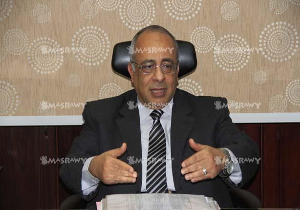 لقاء مصراوى مع مساعد وزير الداخلية (7)