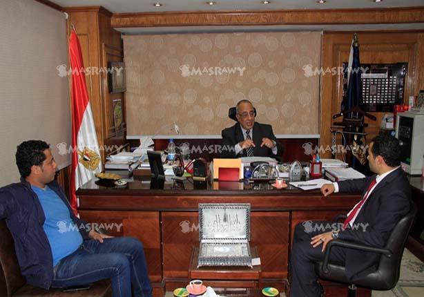 لقاء مصراوى مع مساعد وزير الداخلية (9)