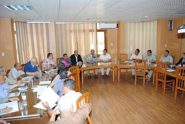 لجنة لاختيار عميد كلية الزراعة  (3)