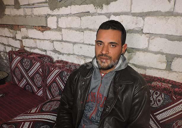منزل أحد العمال المختطفين في ليبيا