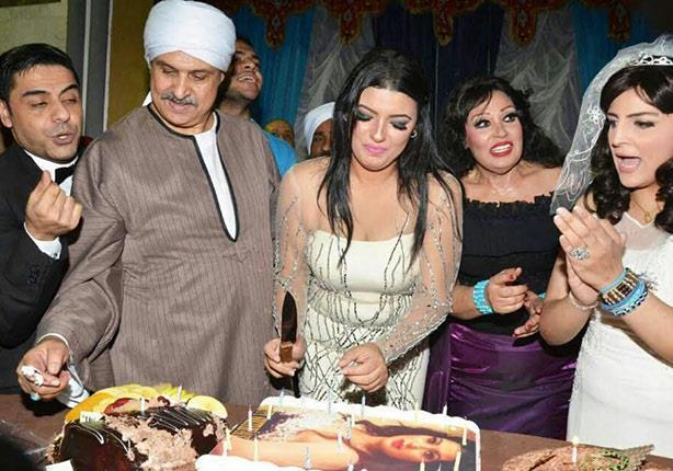 الفنان محمود الدسوقي زوج ابنة فيفي عبده