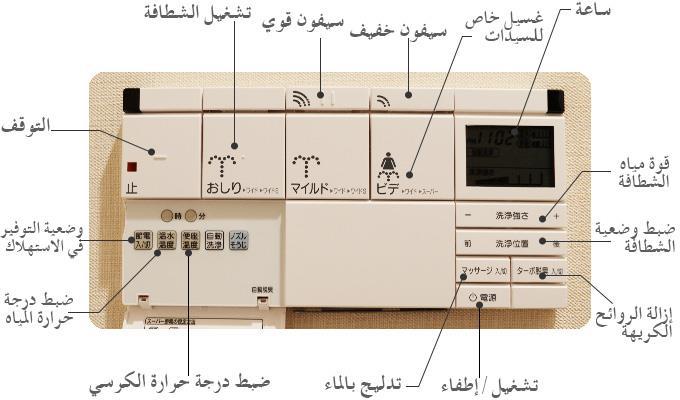 مراحيض اليابان.. شطافة وماء دافئ ومُجفِف بـ3 آلاف جنيهًا مصريًا