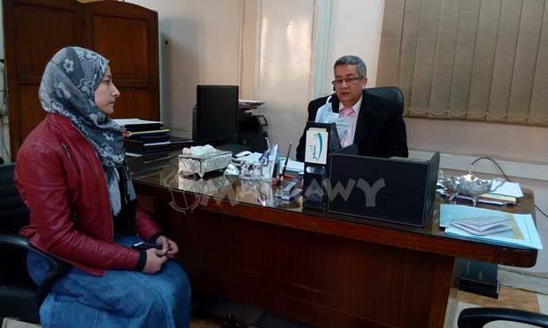 مصراوى يحاور مدير التعليم الخاص (3)