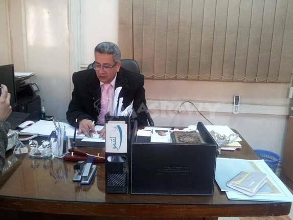 مصراوى يحاور مدير التعليم الخاص (4)