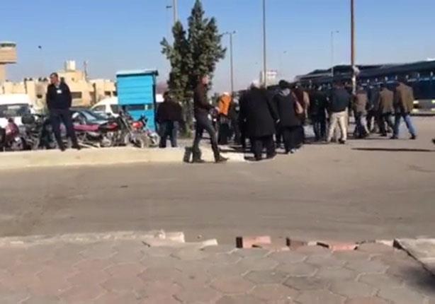 وصول جثمان الناشطة السياسية سناء يوسف