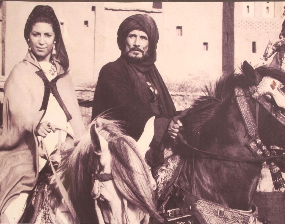 من فيلم الرسالة