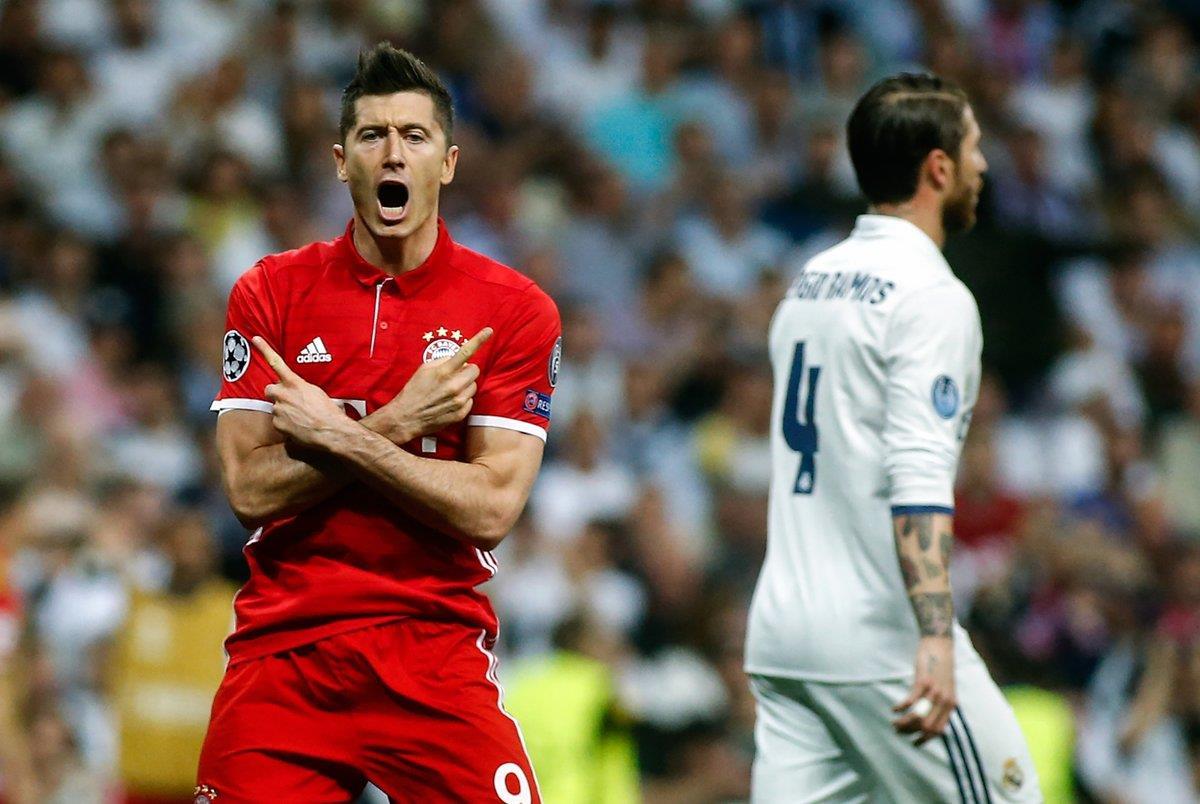 ريال مدريد وبايرن ميونيخ (1)