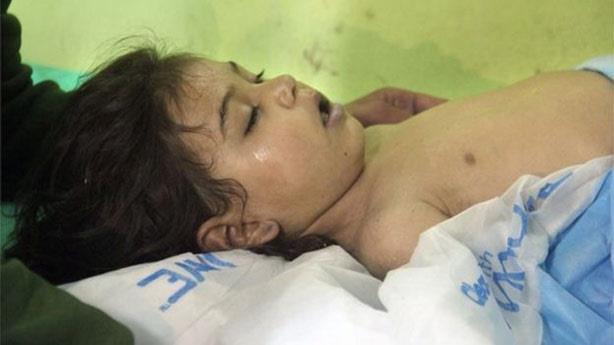 ضحايا الهجوم الكيماوي بسوريا