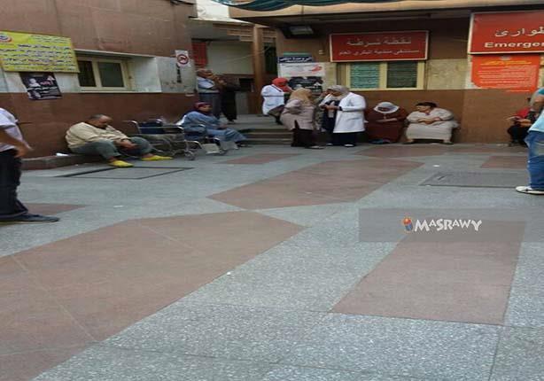 مستشفى منشية البكري (6)