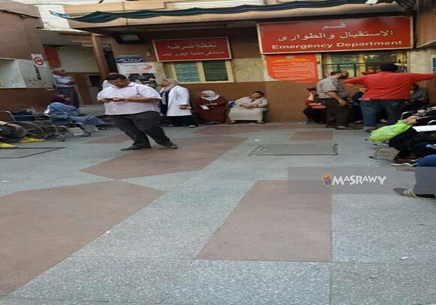 مستشفى منشية البكري (7)